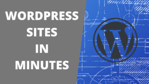 Speed up wordpress site builds with DesktopServer blueprints