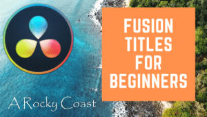 FUSION TITLES FOR BEGINNERS